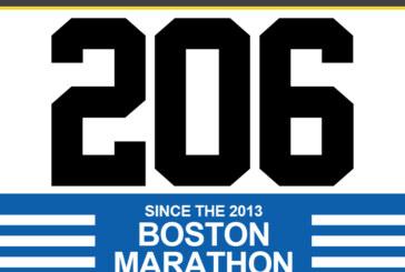 Update: 206 Shot (31 Fatally) since Boston Marathon