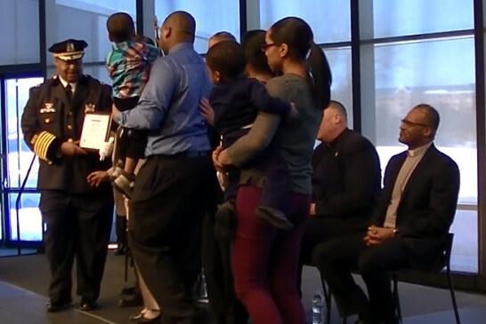Willie Gross sworn in as 1st Black BPD Superintendent-In-Chief