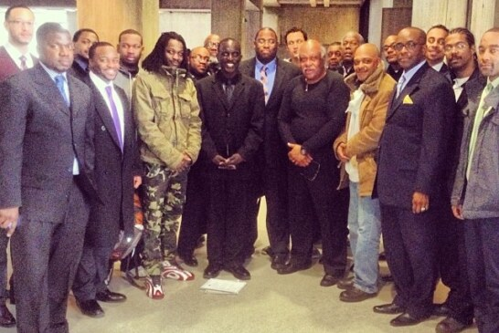 Councillor Tito Jackson Launches Citywide Commission on Black Men and Boys