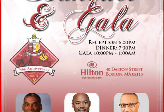 Chi Chapter of Kappa Alpha Psi 90th Anniversary Banquet & Gala