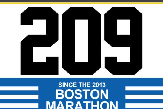 3 More Shot in Roxbury / JP – 209 Shootings since Boston Marathon
