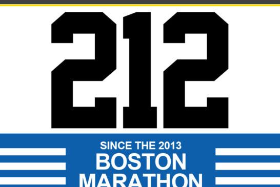 At least 212 Shot Since Boston Marathon – 31 Fatally