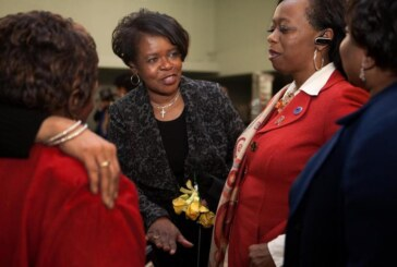 Globe: Dianne Wilkerson steps into new life after prison