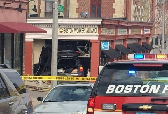 U-Report: Shooting in Roxbury Leaves Car Inside Local Organization's Building