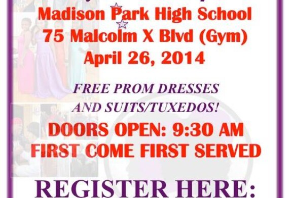 "Operation Prom Dress & Tuxedo ""A Day At The Boutique"" 4/26"