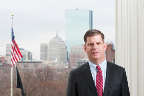 Marty Walsh Community Meeting