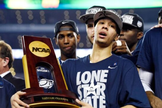 Shabazz Napier most outstanding