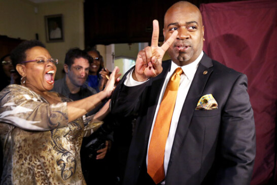 Ras Baraka Elected Mayor Of Newark, NJ