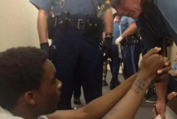 Over 23 'Youth Pass' Activists Arrested By State Police at State Transportaiton Building