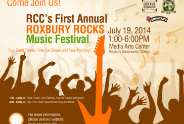 Roxbury Community College 1st Annual Roxbury Rocks Music Festival 7/19