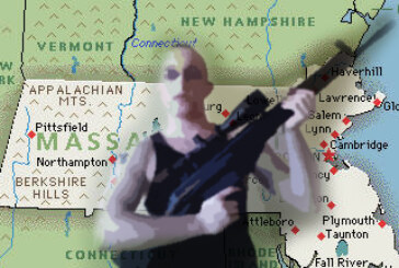 Neo-Nazi, Skinhead Styled White Supremacy Is Alive & Well In Massa-chusetts