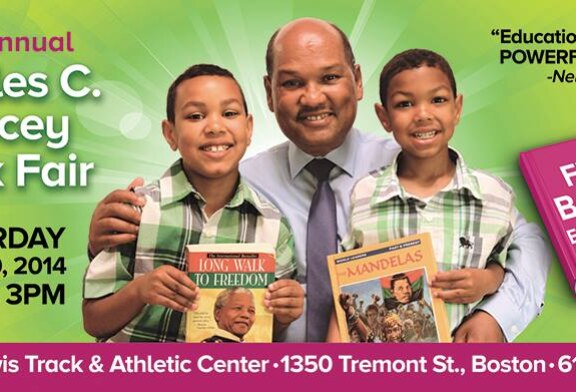 28th Annual Charles C. Yancey Book Fair 8/30