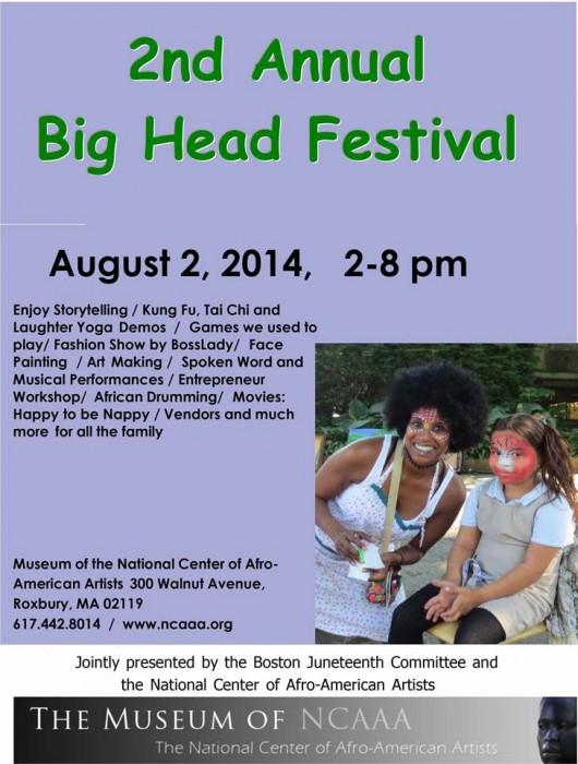 big head festival
