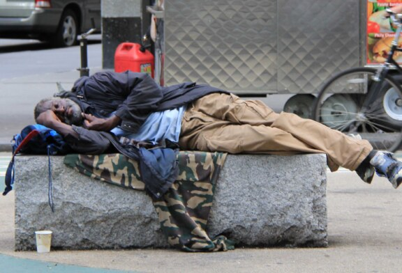 Massachusetts Ranks 9th In US For Homelessness