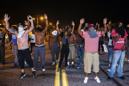 Adam Friedman: To honor Michael Brown, don't make noise, make change