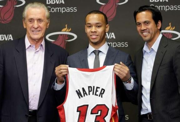 Roxbury's Own Shabazz Napier Signs To Miami Heat