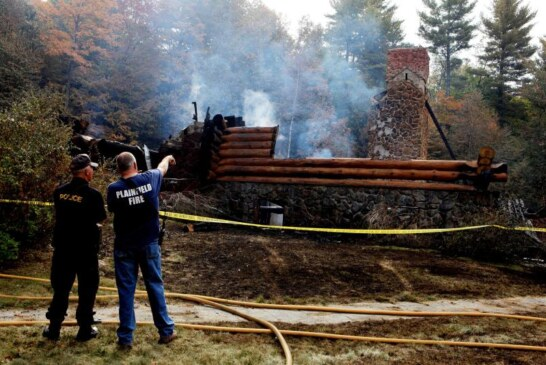 Baystate Banner Publisher Melvin Miller's NH Home Burns To Ground