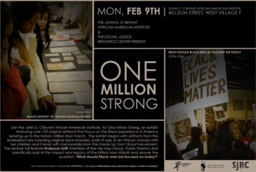 One Million Strong (The Legacy of the Million Man March) Black History Exhibit