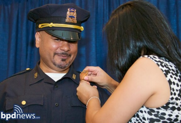 "BPD ""Officer Of The Year"" Sgt. Guzman Caught Sexting 16 Yr. Old Girl"