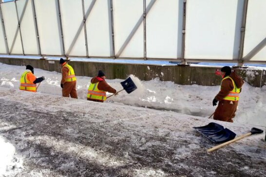 Boston Using Prison Labor to Shovel Out