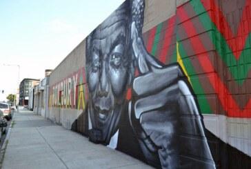 Roxbury Love Mandela Mural