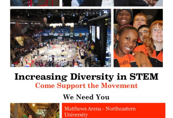 Increasing Diversity In STEM 3/28