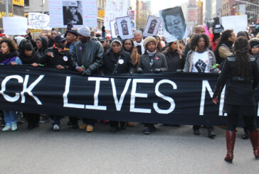 What If Black Lives Matter Showed Up To The St. Patrick's Day Parade?