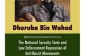 Dhoruba Bin Wahad @Tufts University 4/15