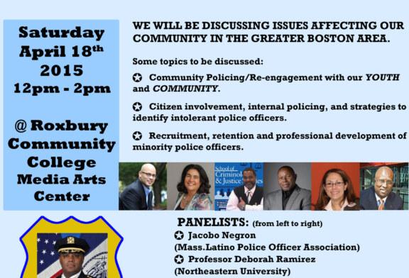 MAMLEO Community Forum – Law Enforcement Ethics: Empowering, Partnering & Educating Communities