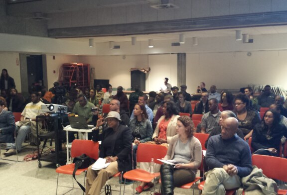 Forum in Roxbury looks at police, community ties