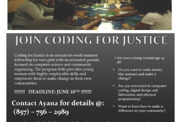 Coding For Justice