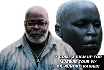 Runoko Rashidi In Roxbury June 22