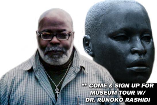 Runoko Rashidi In Roxbury June 22