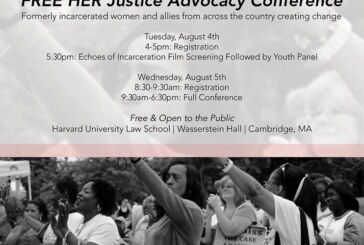 FREE HER Justice Advocacy Conference Aug. 4th & 5th