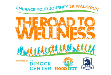 The Road To Wellness Roxbury 5K Walk/Run Sep. 12