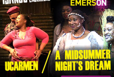uCarmen & A Midsummer Night's Dream Nov 10-22