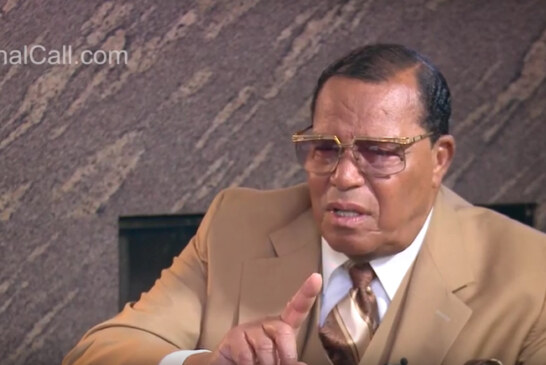 VIDEO: Min. Louis Farrakhan Interview w/ Alex Jones