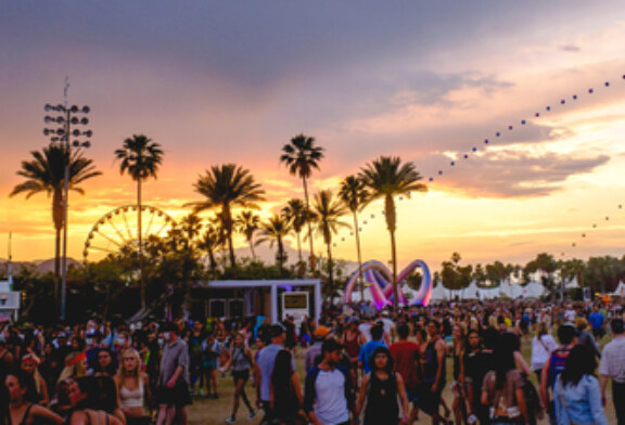 HOW TO GET TO COACHELLA WITH $1K
