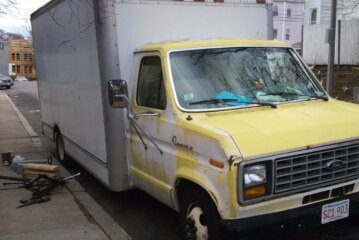 "Help Fair Foods Replace Truck ""Old Betty"""