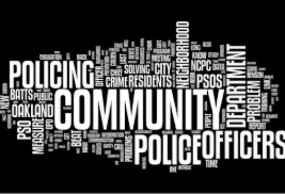 Community Policing Symposium @Suffolk Univ 4/7