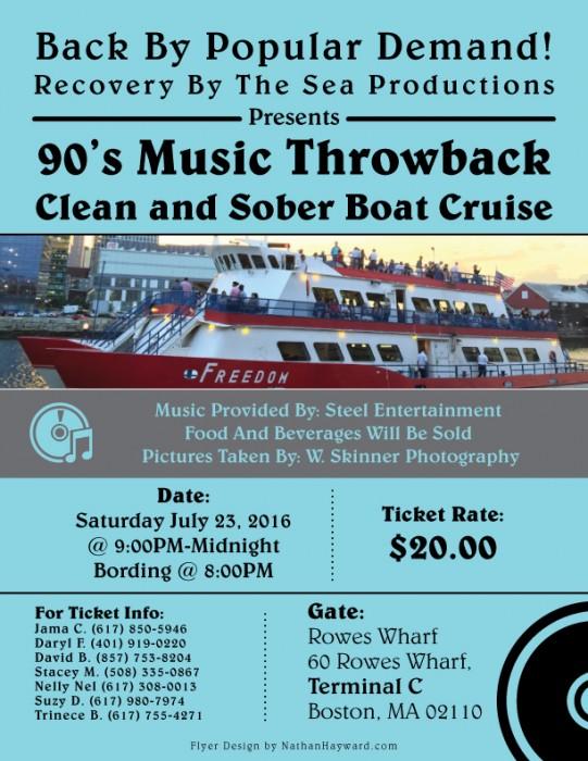 sober cruise