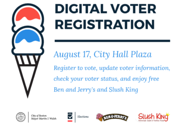 Digital Voter Registration – Aug. 17