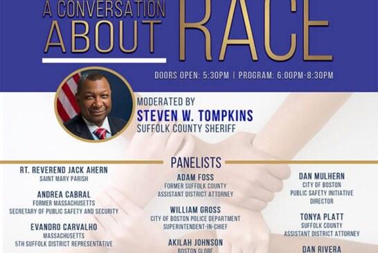 Suffolk County Sheriff – Conversation On Race @RCC Aug. 23