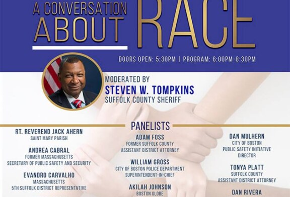 Suffolk County Sheriff – Conversation On Race @RCC Aug. 23