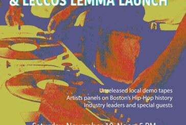 Massachusetts Hip-Hop Archive Launch at Boston Public Library