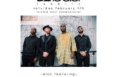 Bad Rabbits live @ The Middle East Feb. 4