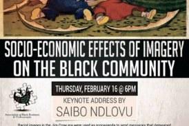 Socio-Economic Effects of Imagery on the Black Community Feb. 16