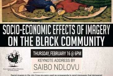Socio-Economic Effects of Imagery on the Black Community Feb. 16
