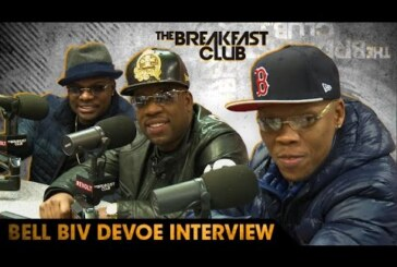 Bell Biv DeVoe Discusses The New Edition Story on The Breakfast Club