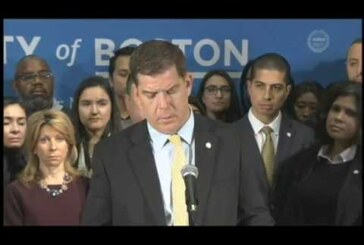 Boston Mayor Marty Walsh offers up City Hall to immigrants threatened by Donald Trump policies